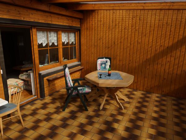 Ferienwohnung im Landgasthof Weitzer