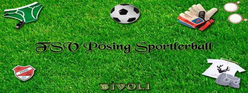 Sportlerball FSV Pösing